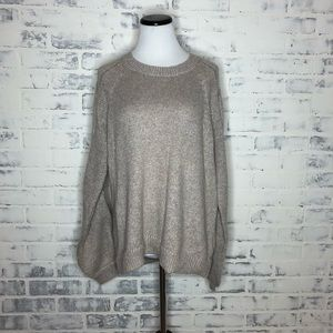 Women's puff sleeve Apt. 9 Sparkle Sweater